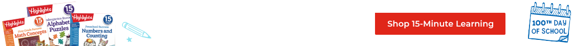 Support school skills at home with 15 Minutes a Day to School Success subscription boxes.