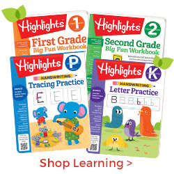 : Help keep school skills sharp with Highlights Learning!