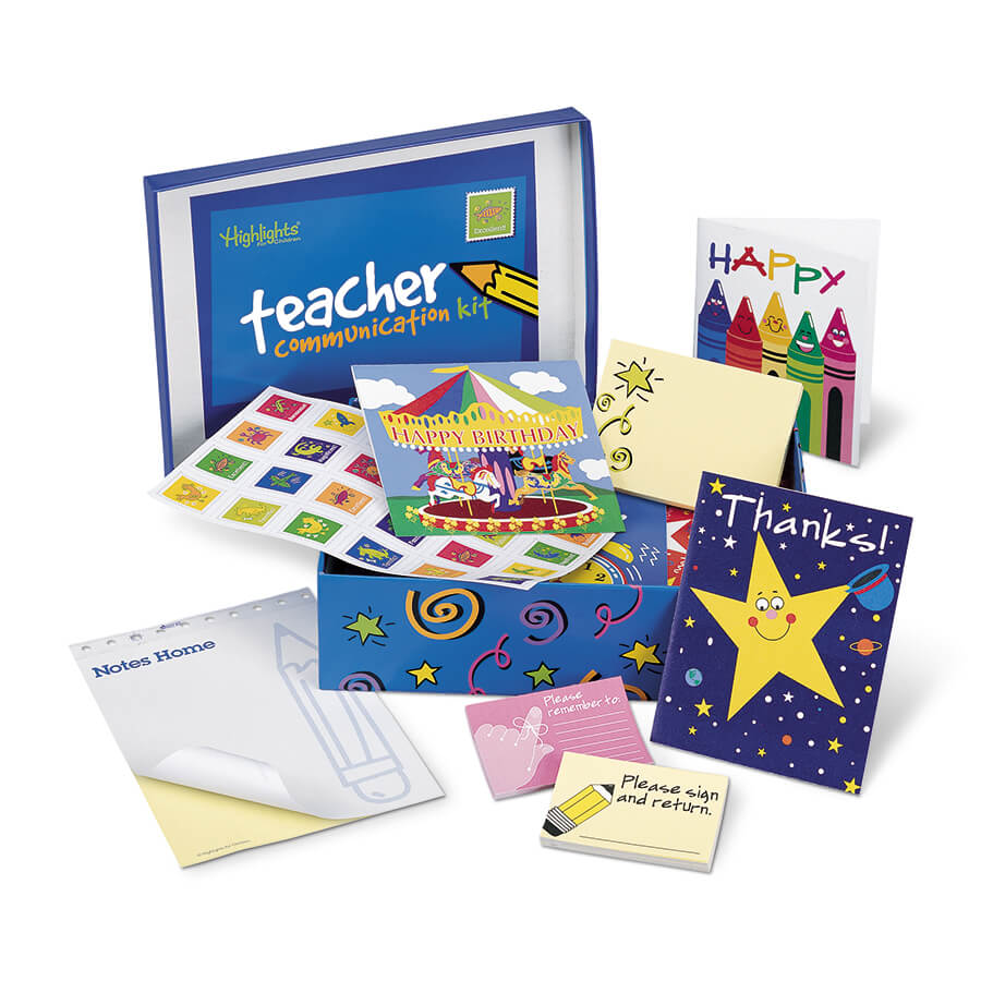 Teacher Communication Kit