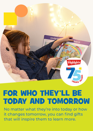 No matter what they're into today or how it changes tomorrow, you can find gifts that will inspire them to learn more.
