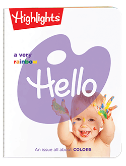 Hello Magazine + FREE Hidden Pictures Wrapping Paper