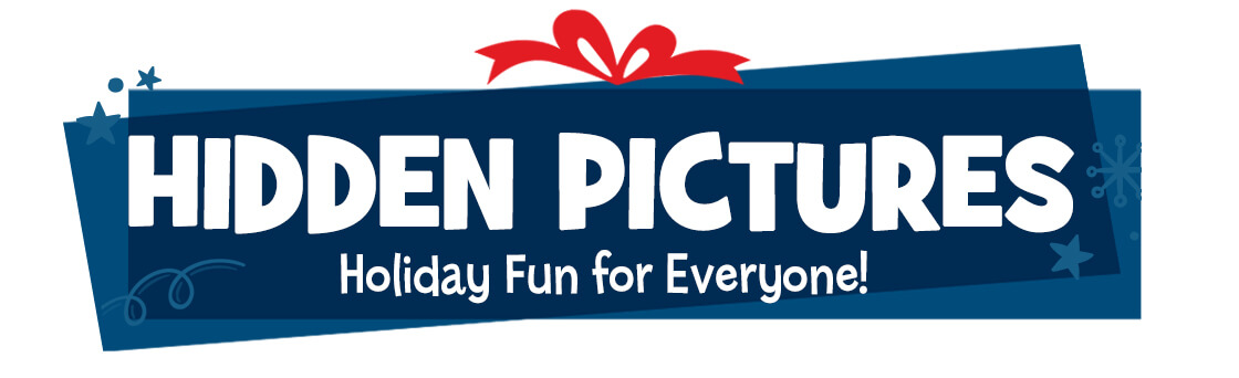 However you choose to play, Hidden Pictures is fun for the whole family!