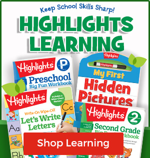 Highlights Learning can help keep school skills sharp!