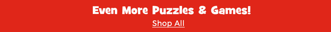 Find even more Puzzles and Games – shop the whole collection!