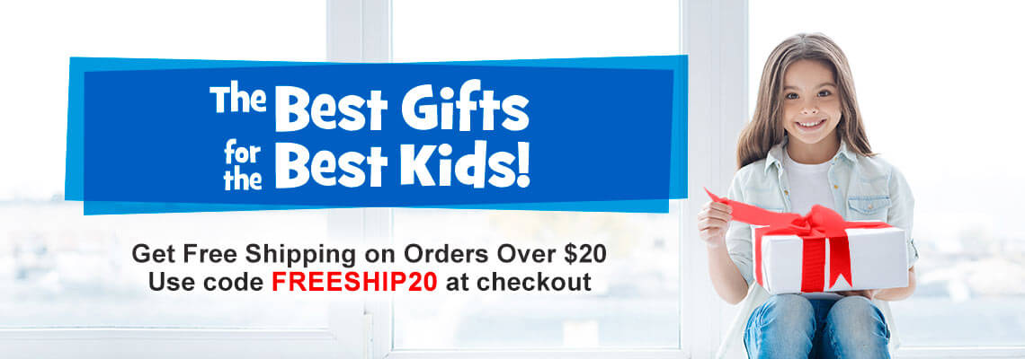 Get the best gifts for the best kids