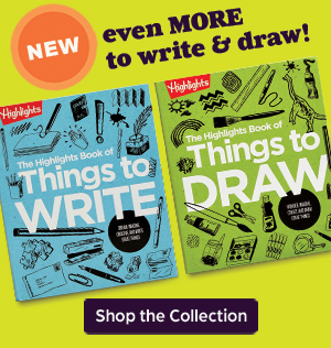 Find even more to draw and write in these new books – shop the whole collection to see what's new!