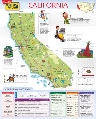 The most fun way to learn geography, for children ages 7+