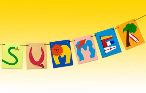 Make a Summery Sign