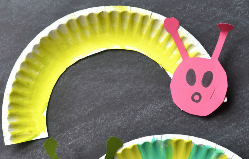 These cute little critters are easy to make and fun for kids to paint and personalize.