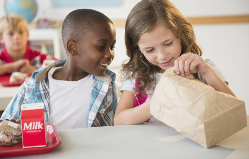 Let your kids help you take DIY lunch options to another level.