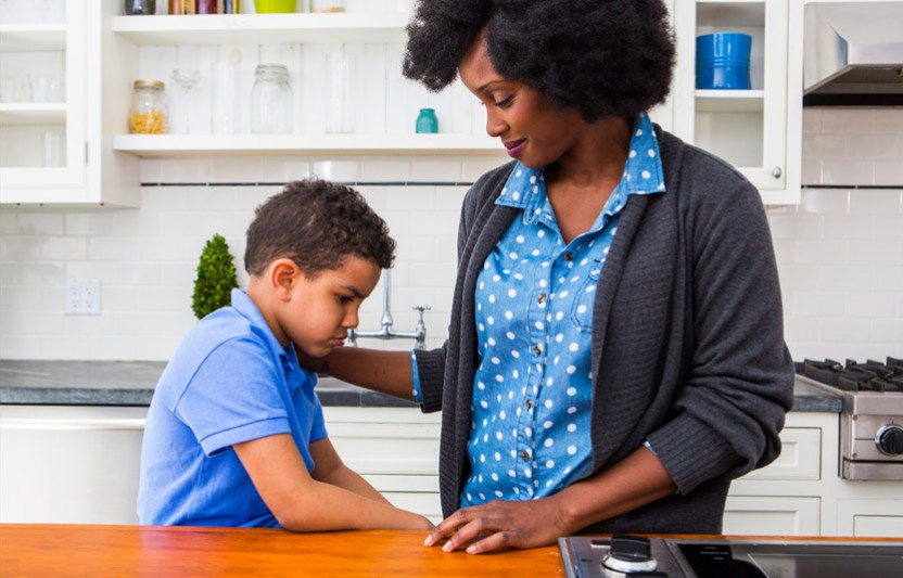 Ways to Help Your Child Weather a Setback