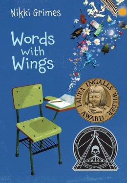 Words with Wings   National Poetry Month Booklist