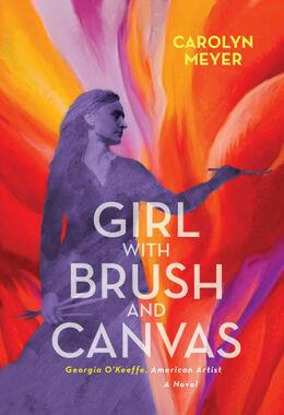Girl With Brush and Canvas | Women's History Month Books for Kids
