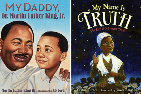 20+ Books About Civil Rights