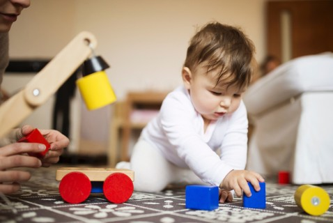 Boost Your Baby's Math Skills