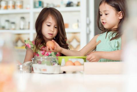 Why Kids Should Learn To Cook