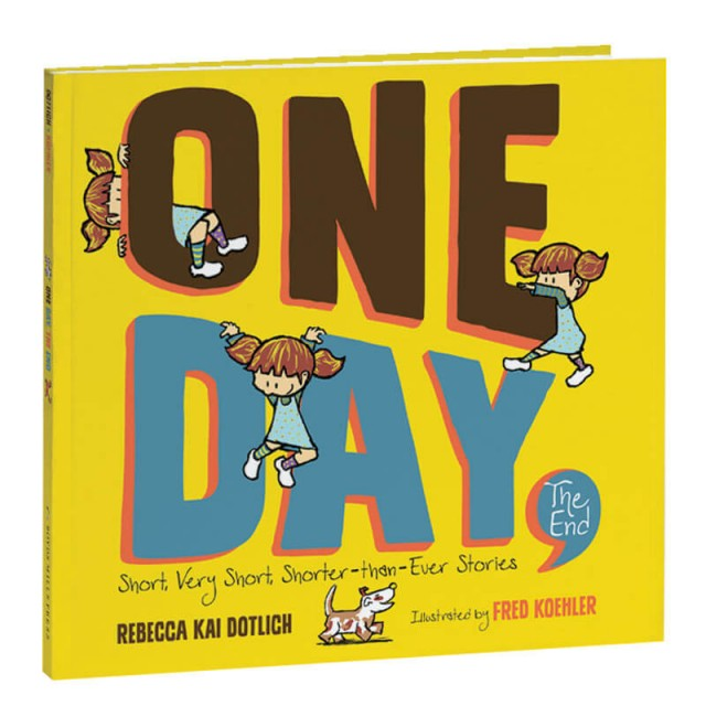 One Day, the End Book