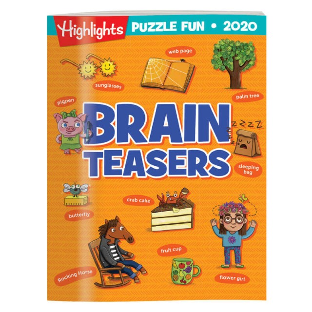 Puzzle Book Collection 2020 4-Book Set