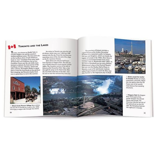 Introduction to Canada with photographs