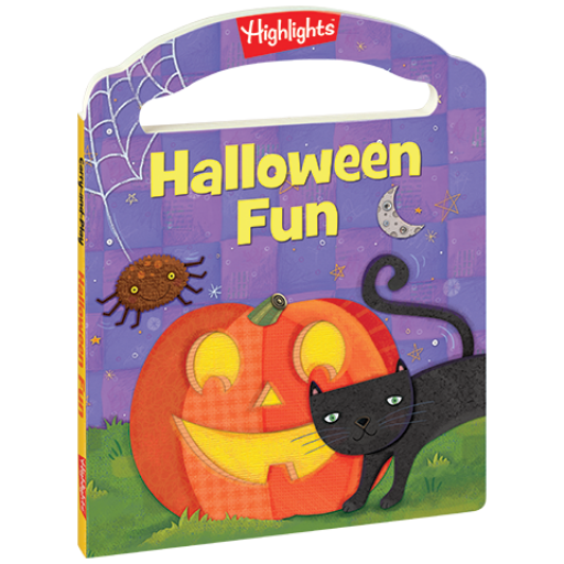 Halloween Fun Carry and Play Board Book