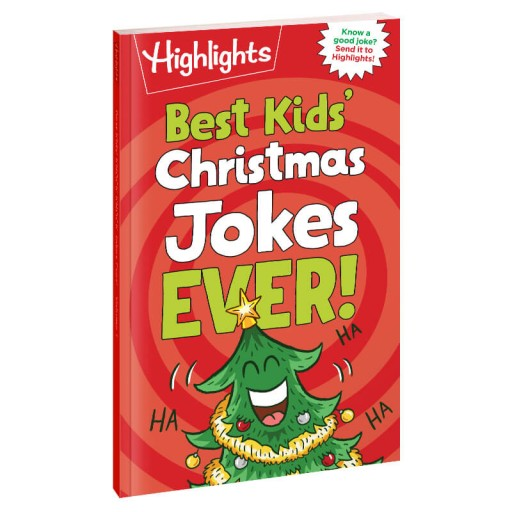 Best Kids' Christmas Jokes Ever book