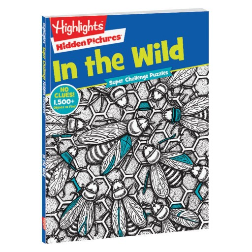 Hidden Pictures Super Challenge Puzzles: In the Wild book