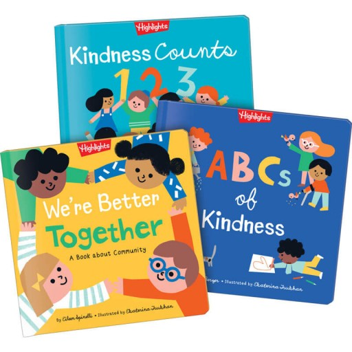 Kindness Books Set of 3