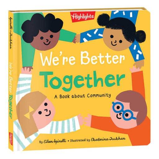 We're Better Together book