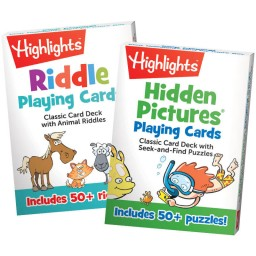 Highlights Playing Cards Set of 2