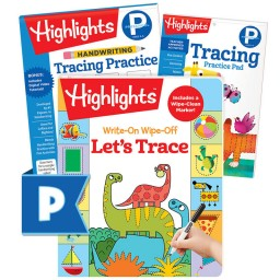 Tracing Learning Pack with 3 books
