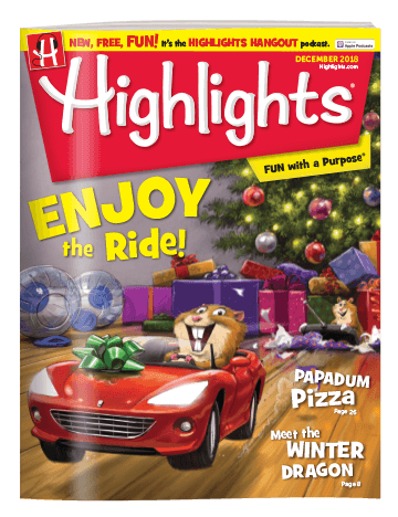 Highlights Magazine The Original Kids Magazine Subscription