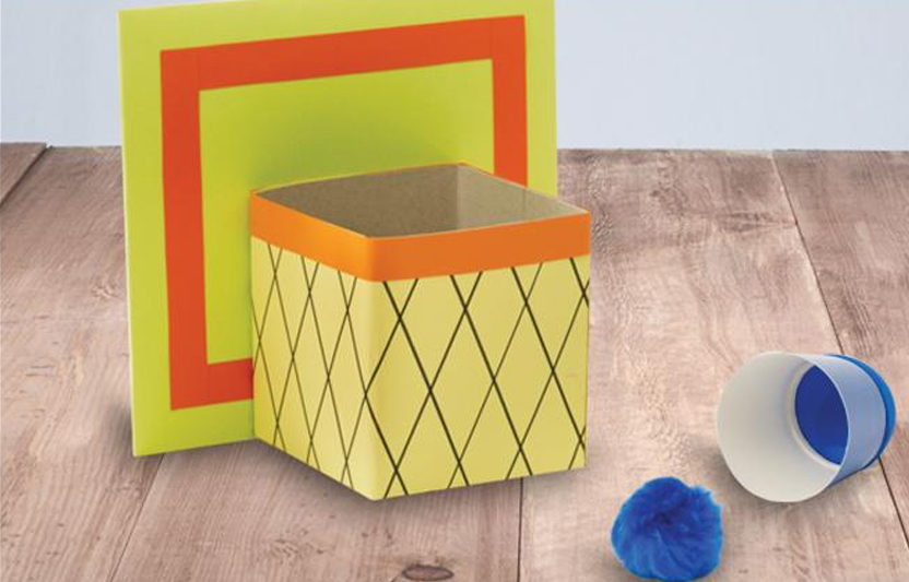 Beau Help Your Kids Get In The Spirit Of The Game By Making This Mini Basketball  Hoop